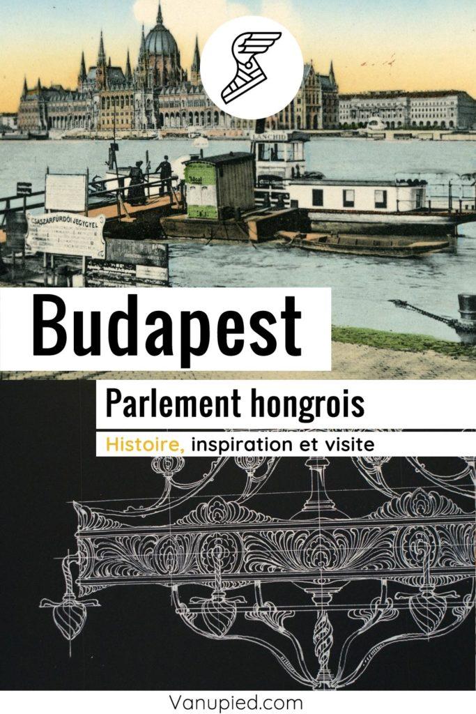 Parlement de Hongrie à Budapest : Westminster sur Danube.