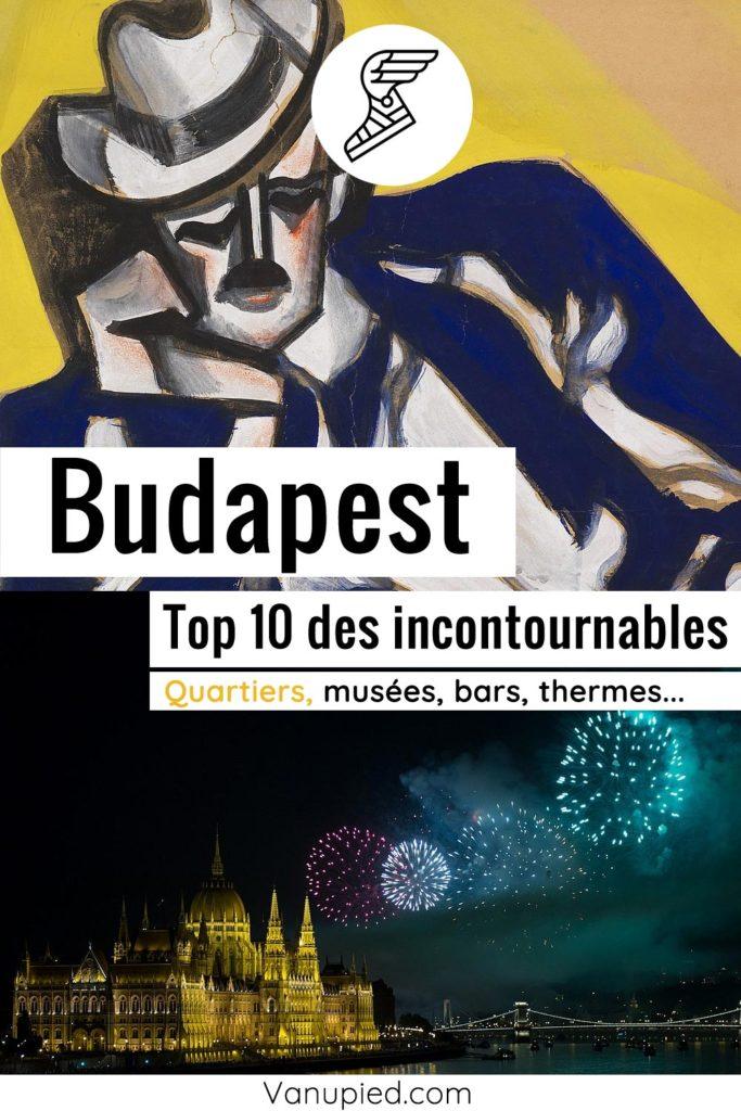 Top 10 des incontournables de Budapest