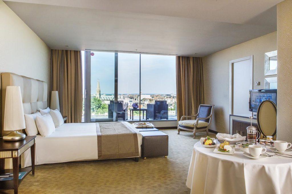 Anantara New York Palace : Hotel de luxe à Budapest.