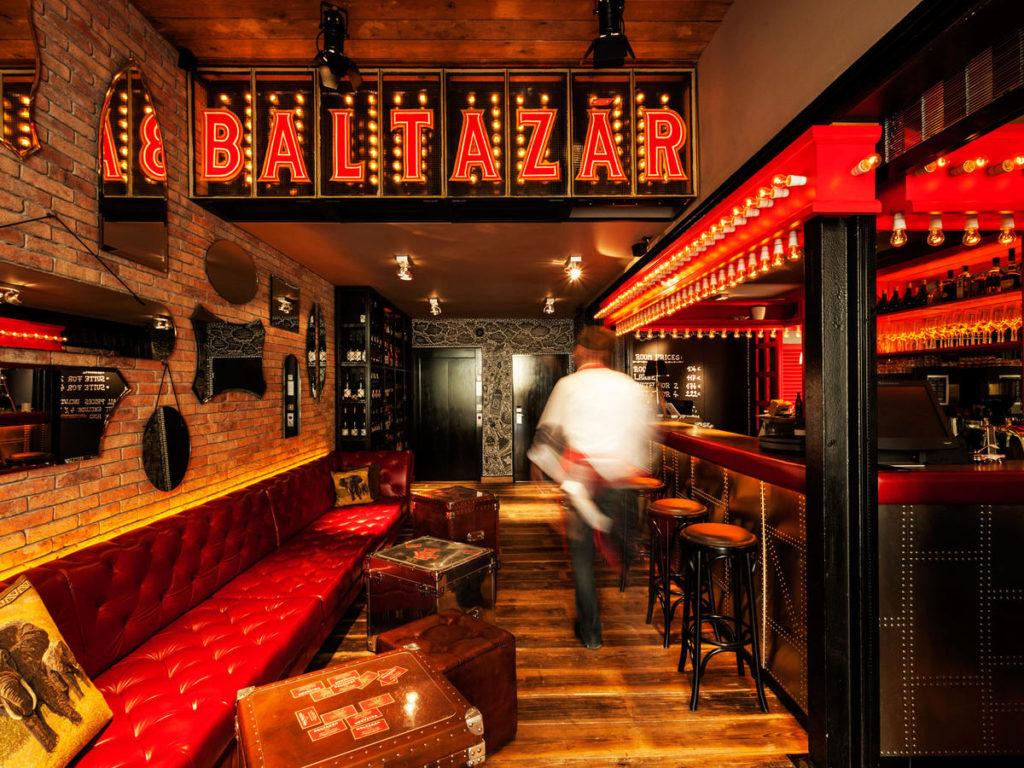Baltazar Hotel : Hotel de luxe à Budapest.