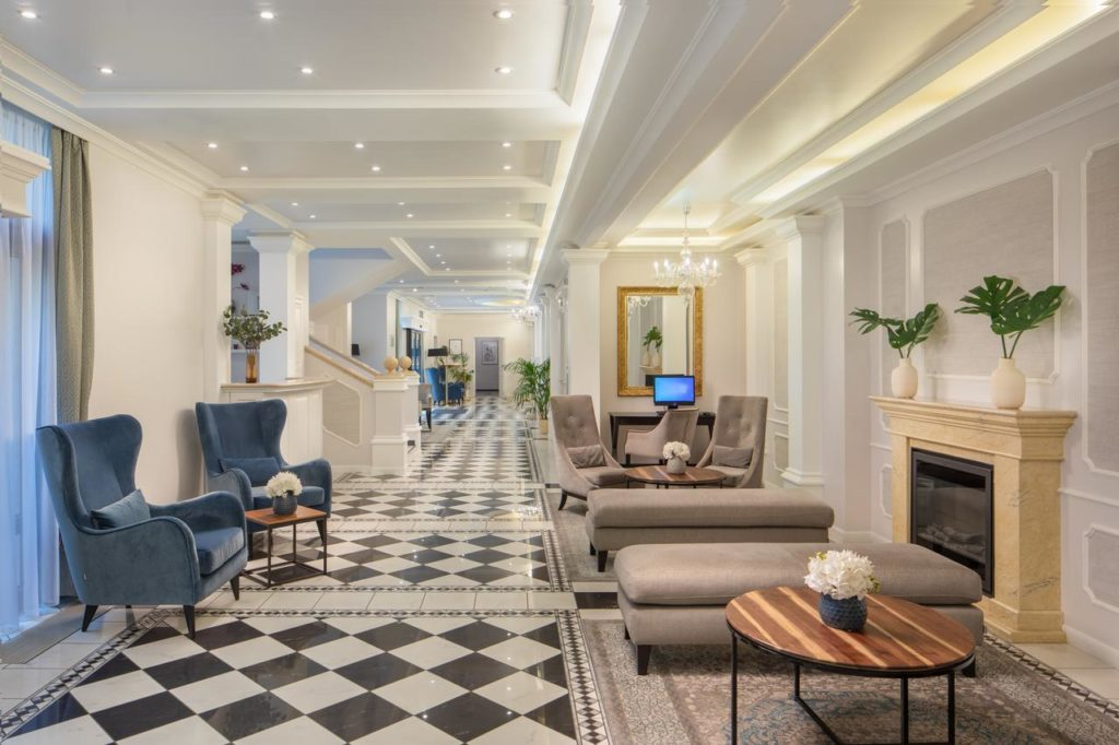 Hotel de luxe à Budapest : Aria Hotel Budapest.