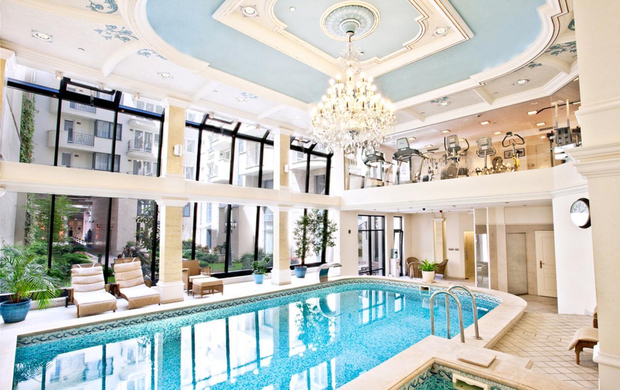 7 hotels de luxe à Budapest : Design, raffiné, funky