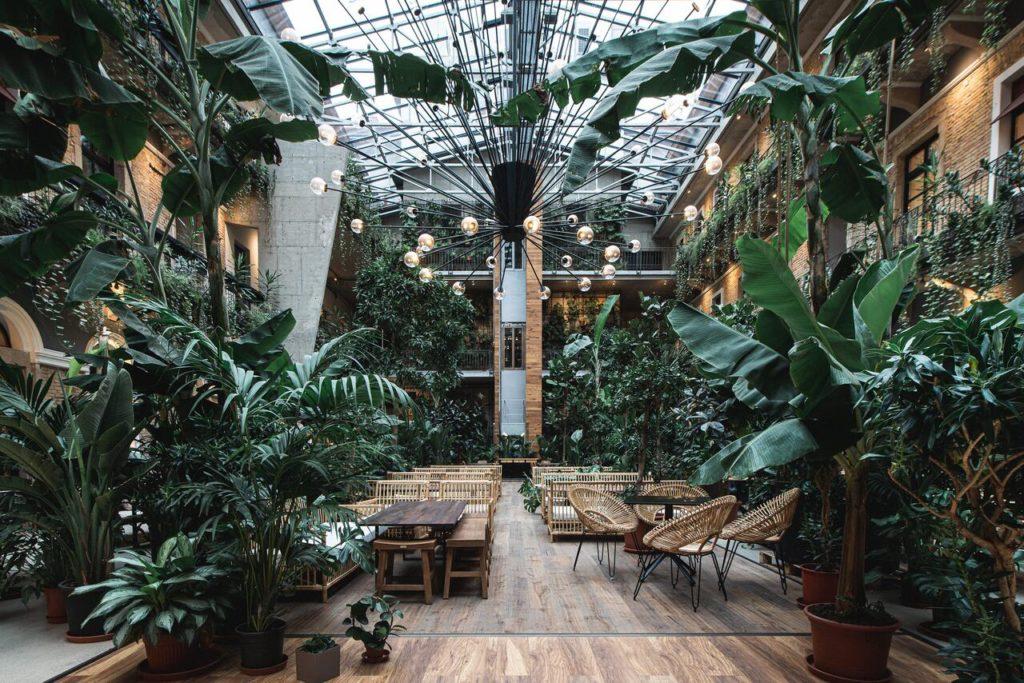 Stories Hotel : Hotel de luxe à Budapest.