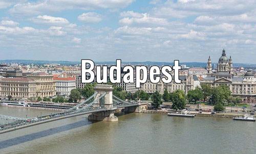Visiter Budapest, capitale de la Hongrie - Photo de Nikola Karaneschev