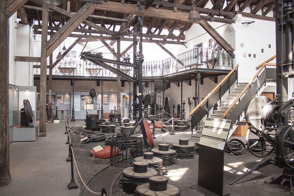 Musée de la métallurgie à Budapest - Photo de Szilas