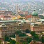 Quartier de Buda à Budapest, colline aristocratique les pieds dans l'eau (chaude)