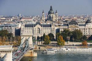 Quartier de Lipótváros à Budapest : Centre politique et spirituel