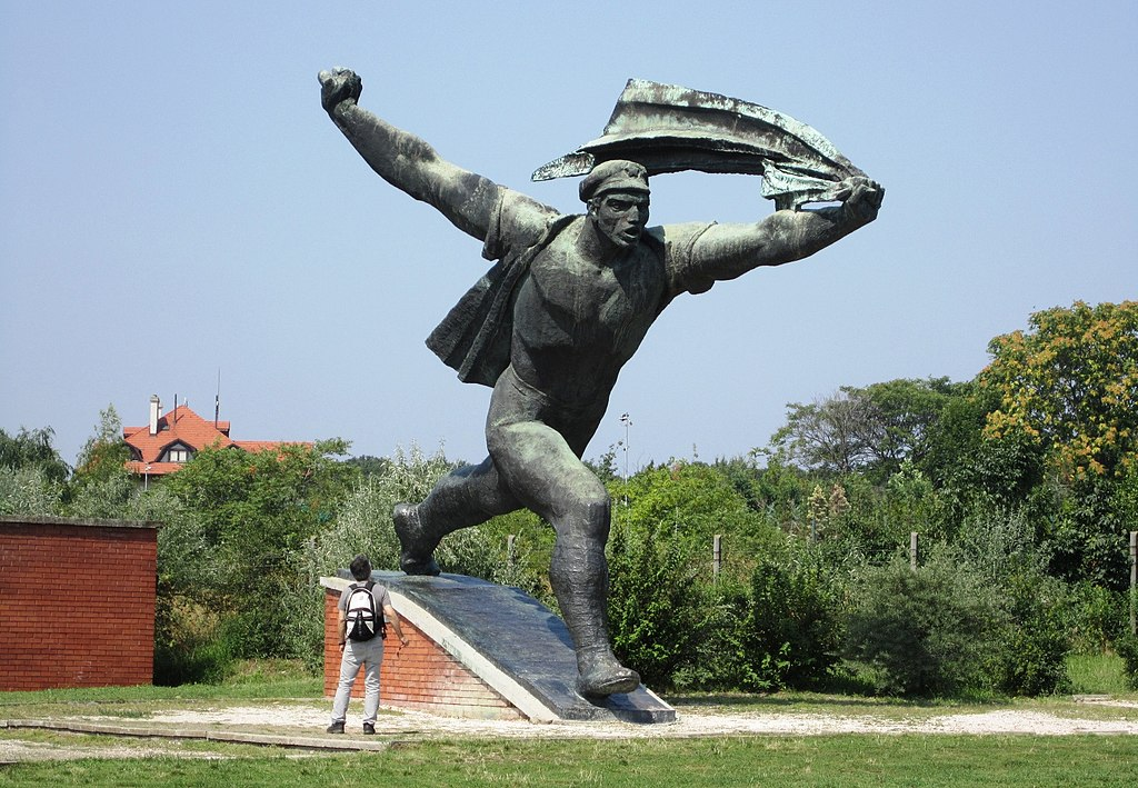 Musée en plein air des statues communistes du Memento Park de Budapest – Photo de Elelicht