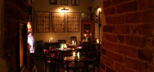 Cafe Zakatek à Cracovie