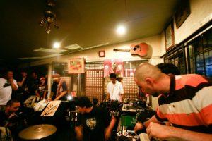 Fermé…. Cama ATK, soirée originale à Hanoi