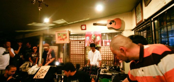 Concert organisé par Cama ATK à Hanoi.