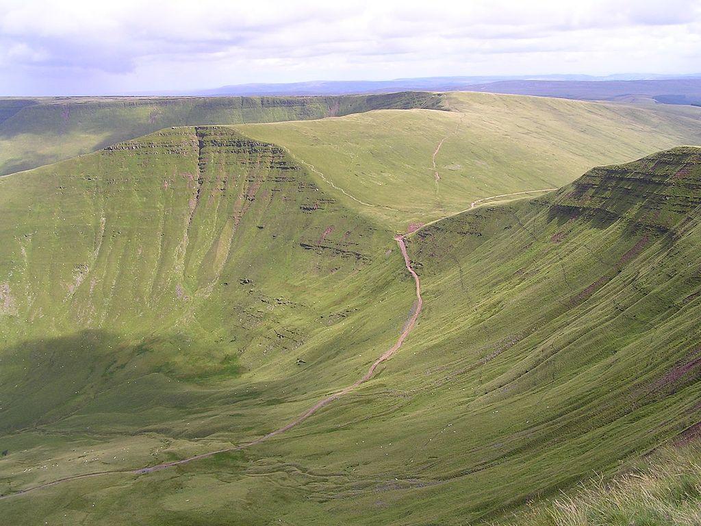 Parc National de Brecon Beacons - Photo d'Ogwen