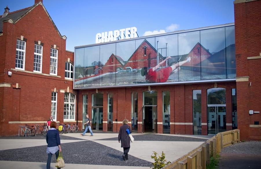 Chapter art centre à Cardiff.