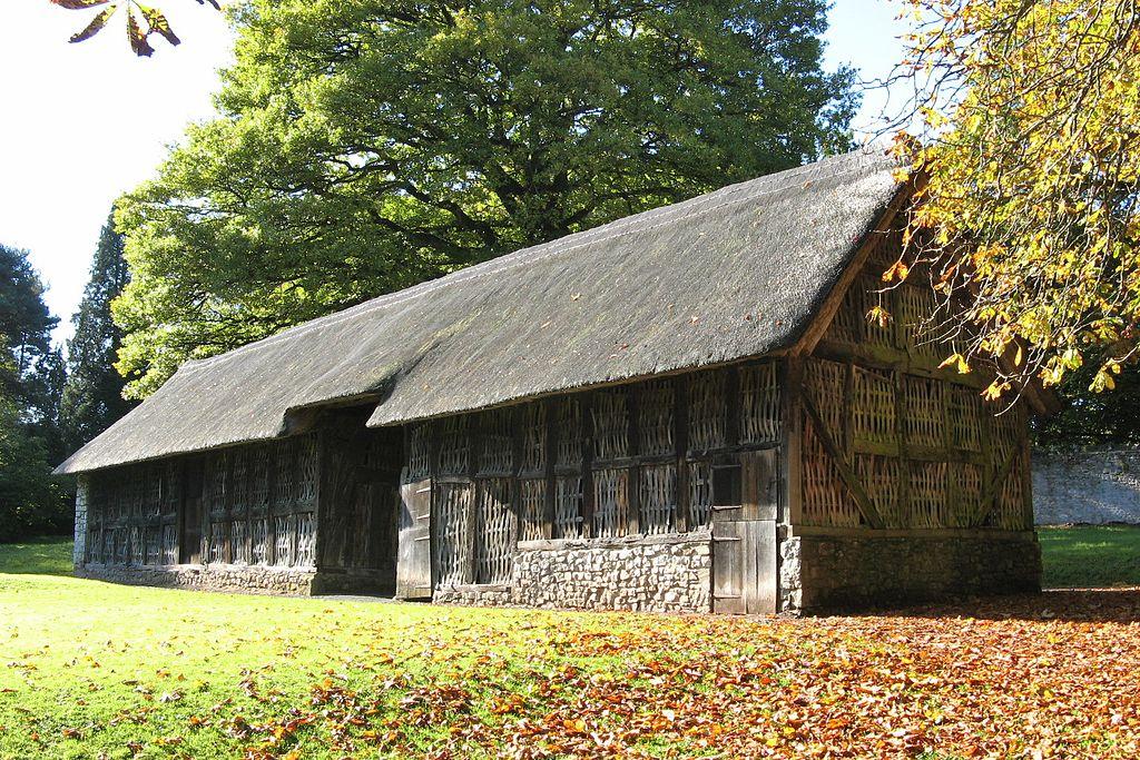 Musée ethnographique à Cardiff : Stryd Lydan Barn. Photo de Rwendland