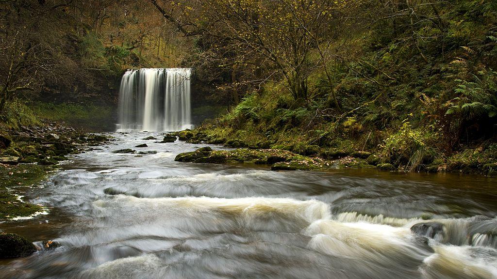 Parc National de Brecon Beacons - Photo de Saffron Blaze