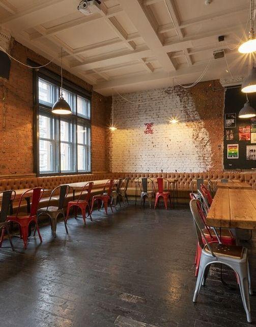 Bar à bière Tiny Rebel à Cardiff.