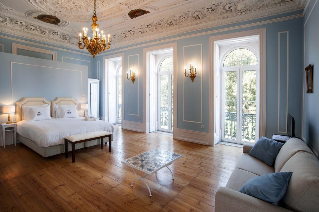 Hotel de charme : Séjour princier à la Casa do Principe à Lisbonne.