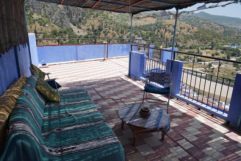 Dar Bildia - Casa Rafa : Hotel à Chefchaouen