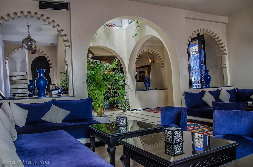 Lina Ryad & Spa : Hotel de charme à Chefchaouen