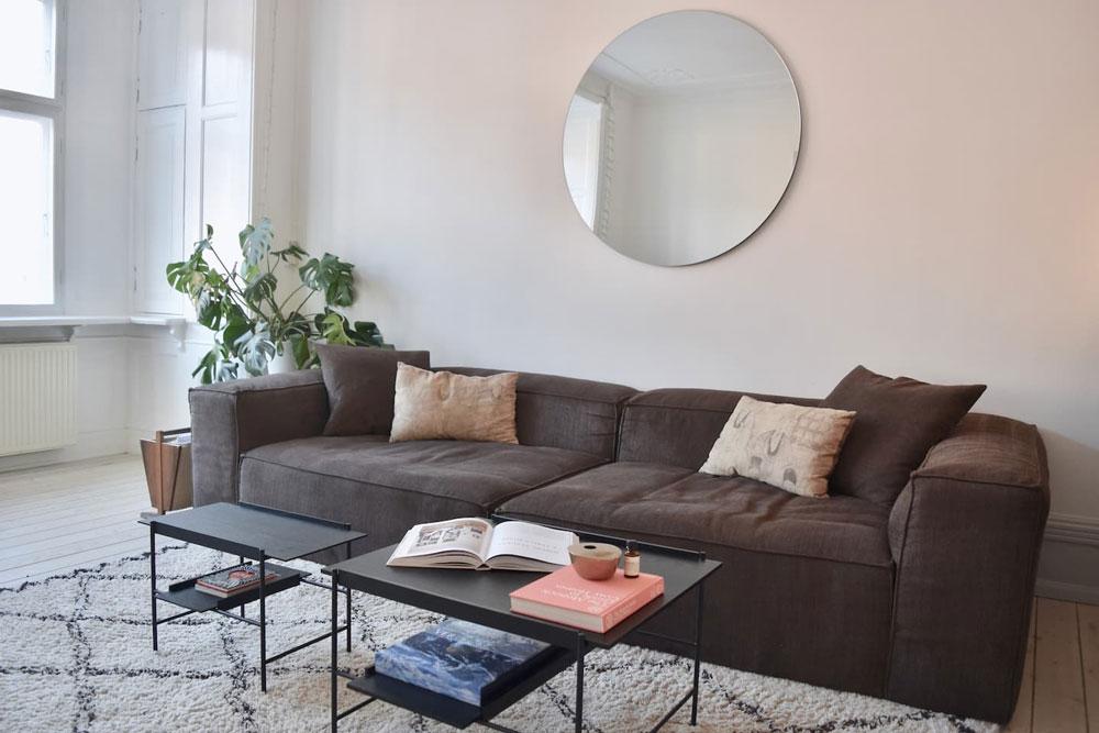 Airbnb à Copenhague : Appart chic à louer.