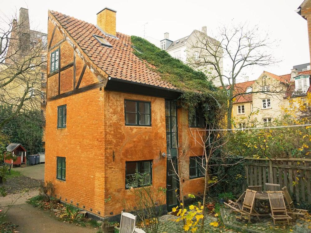 Airbnb à Copenhague : Hébergement insolite dans le quartier de Christianshavn.