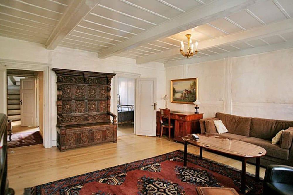 Airbnb à Copenhague - Location d'appartment courte durée dans le centre historique.