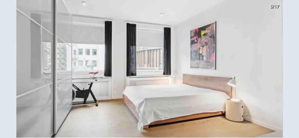 Airbnb à Copenhague : Appartement à 2 pas du parc d'attractions Tivoli.