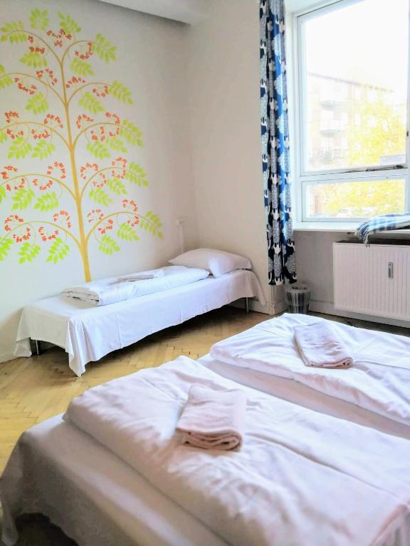 Sleep in Heaven, auberge de jeunesse à Copenhague.