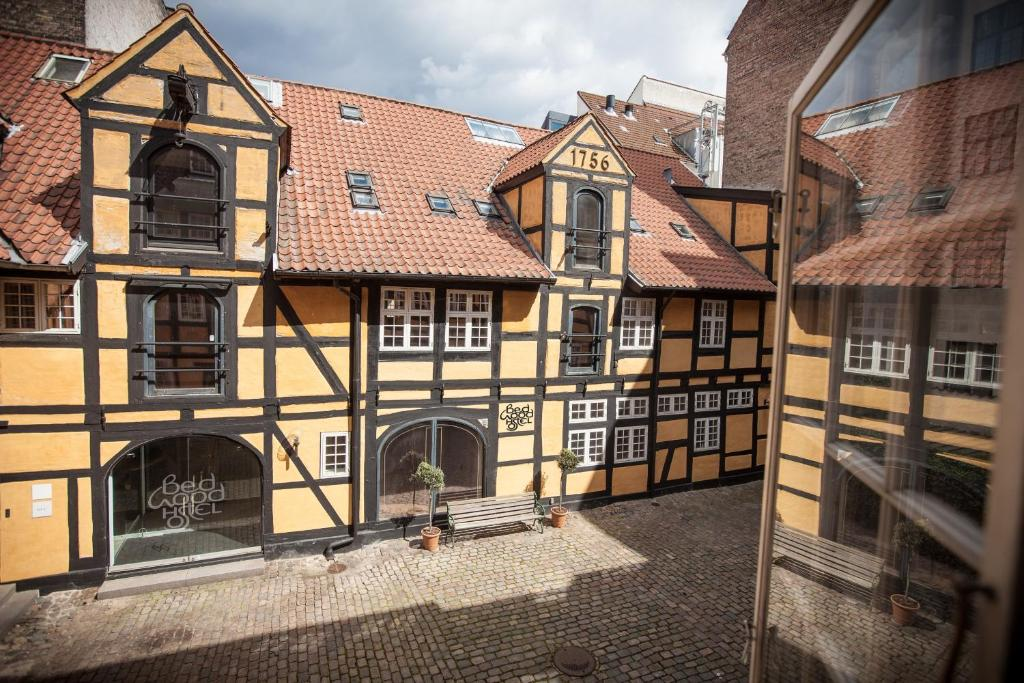 Bedwood Hostel, auberge de jeunesse à Copenhague.