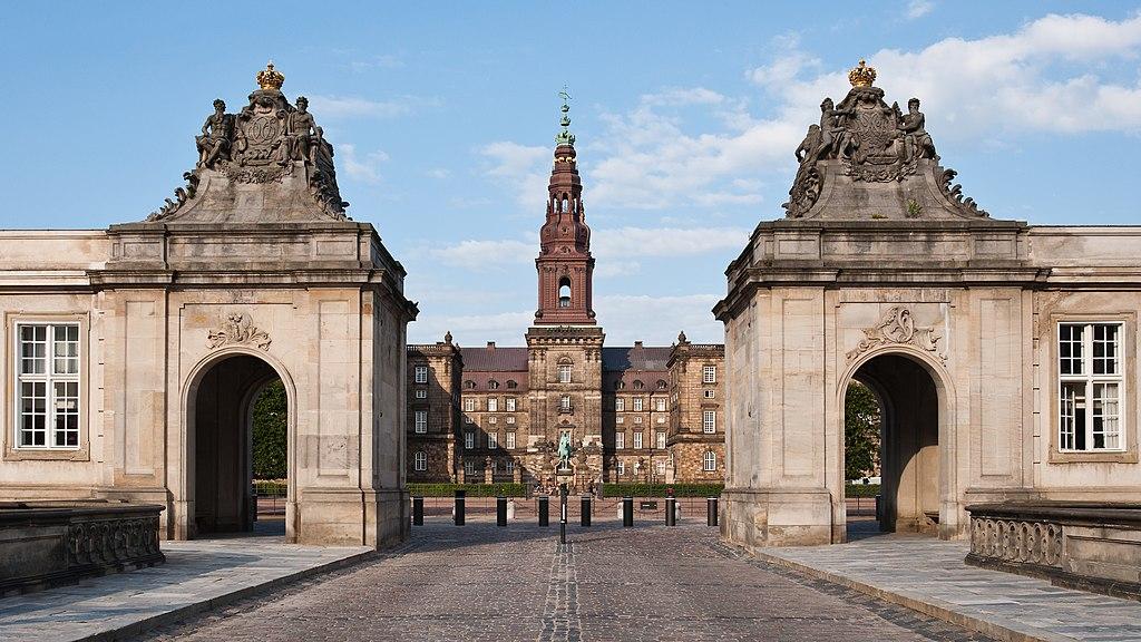 Chateau de Christiansborg à Copenhague - Photo de Julian Herzog