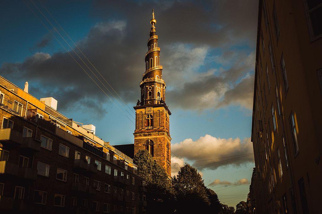 Eglise Notre Sauveur à Copenhague - Photo d'Erwin Verbruggen