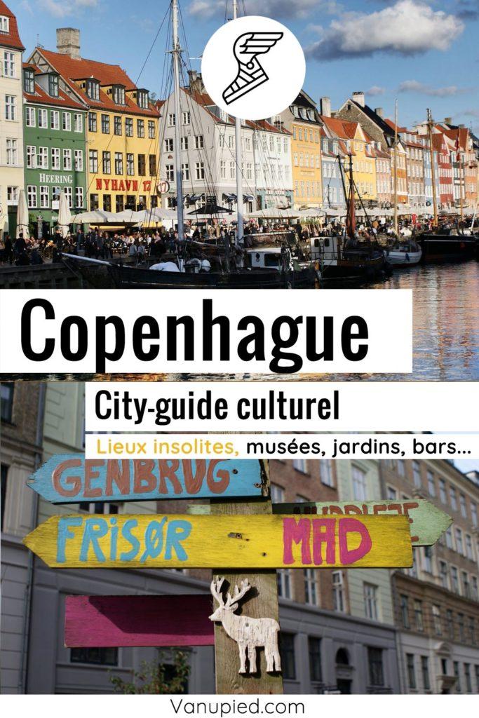 City-guide culturel de Copenhague : Lieux insolites et incontournables !