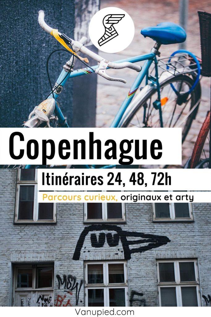 Itinéraires pour visiter Copenhague en 24, 48, 72h