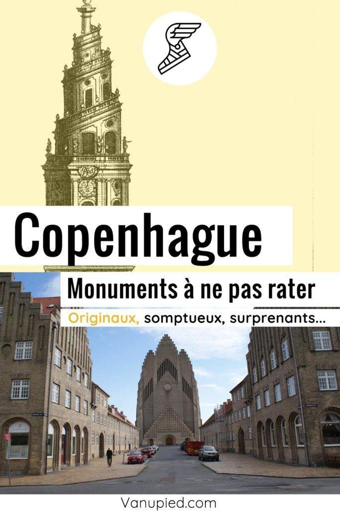 Monuments de Copenhague à ne pas rater !
