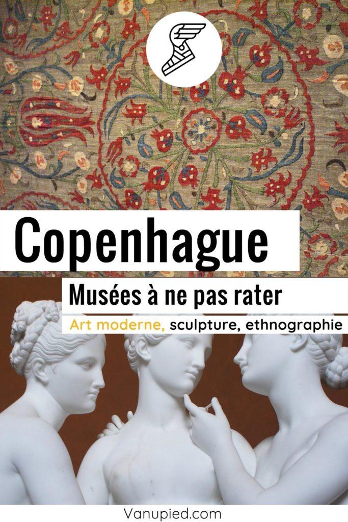 Musées de Copenhague à ne pas rater