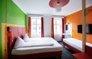 6 hôtels dans le quartier cool de Vesterbro à Copenhague