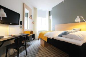 8 hôtels agréables à Copenhague à partir de 76 euros