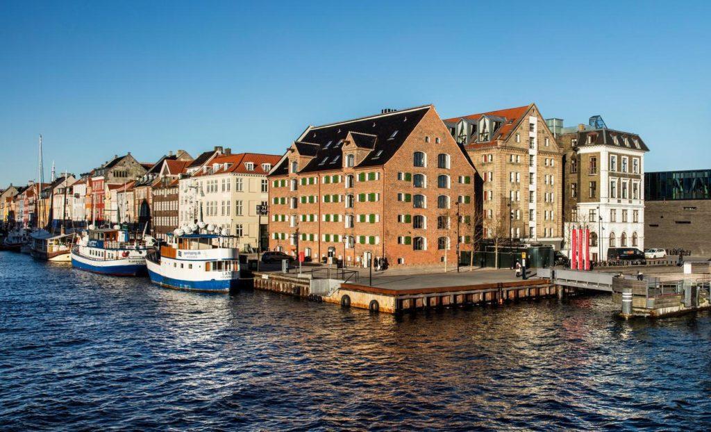 71 Nyhavn Hotel : Hotel de luxe à Copenhague