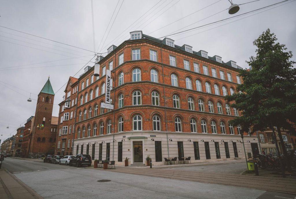 Andersen Boutique Hotel : Hotel de luxe à Copenhague.