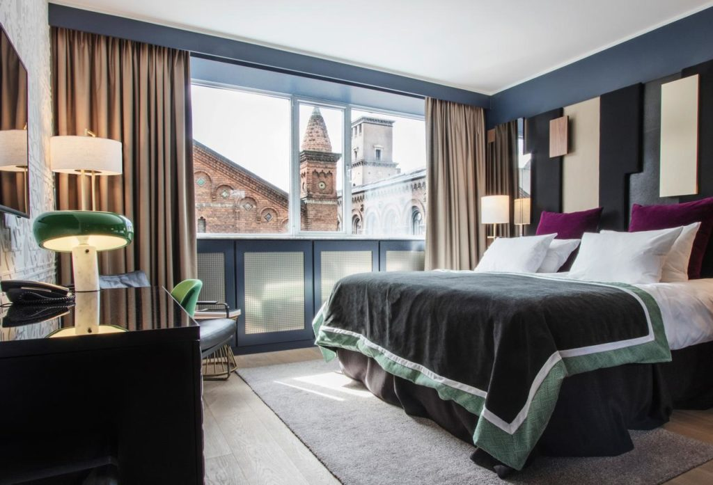 Hotel de luxe à Copenhague : Hotel Skt Petri.