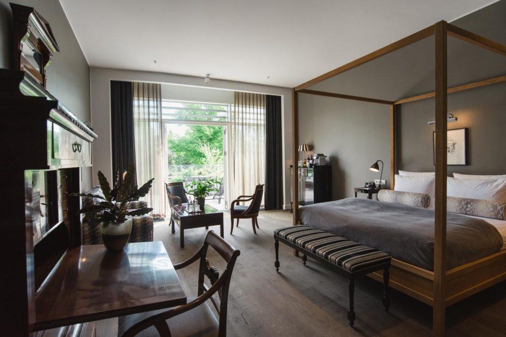 Hotel de luxe à Copenhague : Nimb Hotel.