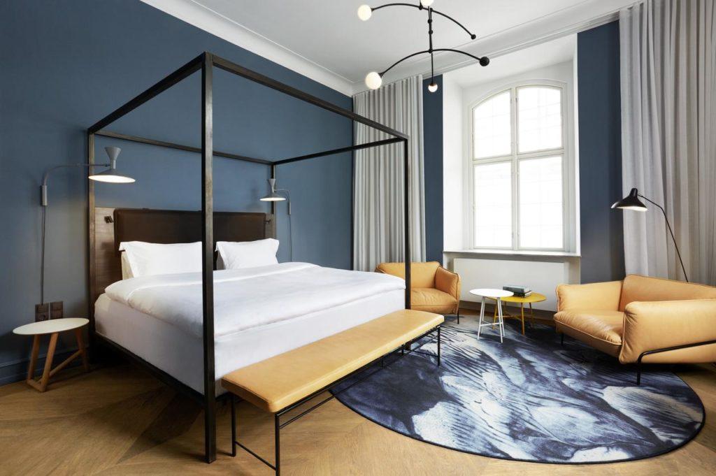 Hotel de luxe à Copenhague : Nobis Hotel Copenhagen.