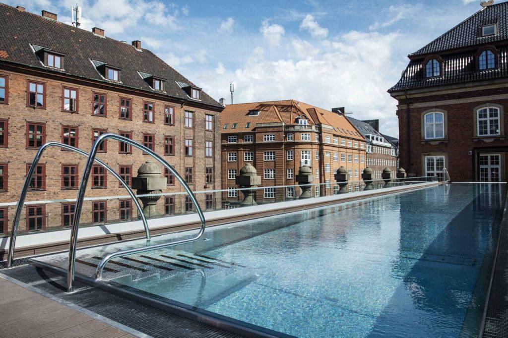 Hotel de luxe à Copenhague : Villa Copenhagen.