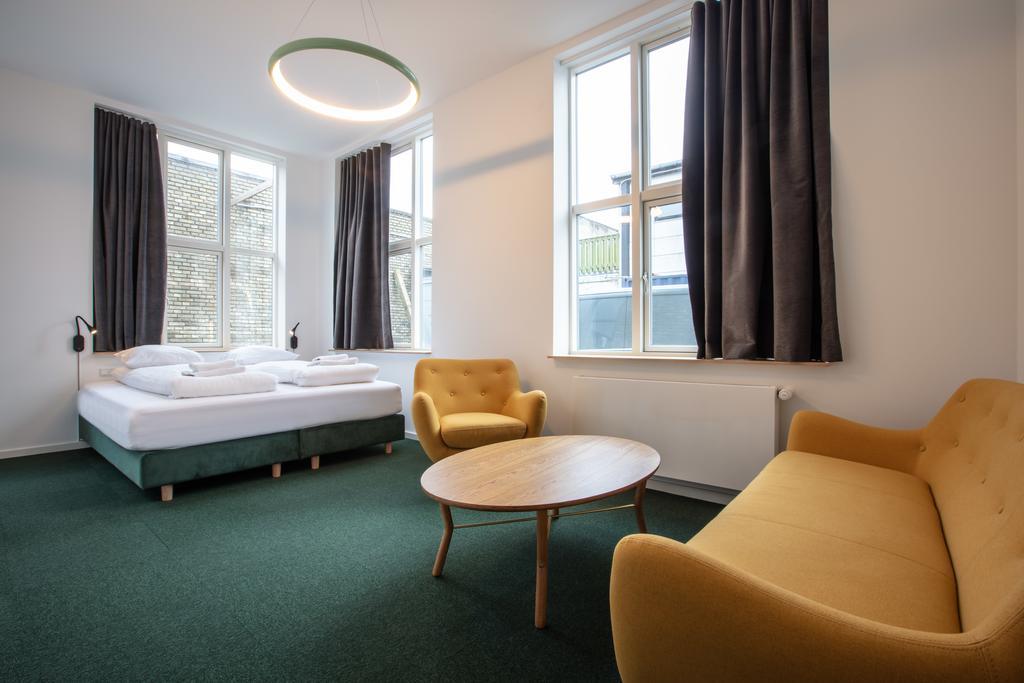> Hotel pas cher à Copenhague, Sleepcph : Minimaliste et abordable.