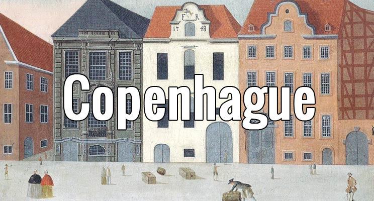 Visiter Copenhague au Danemark avec Vanupied, curieux guide en couleurs