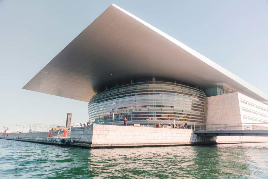 Opéra de Copenhague - Photo de Jakob Soby