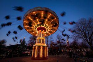 Parc Tivoli à Copenhague : LE parc d'attractions au coeur de la ville