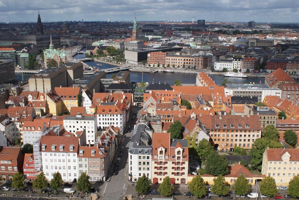 Copenhague : 4 vues panoramiques et exceptionnelles