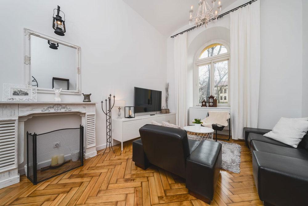 Airbnb à Cracovie : Appart à louer dans le centre.