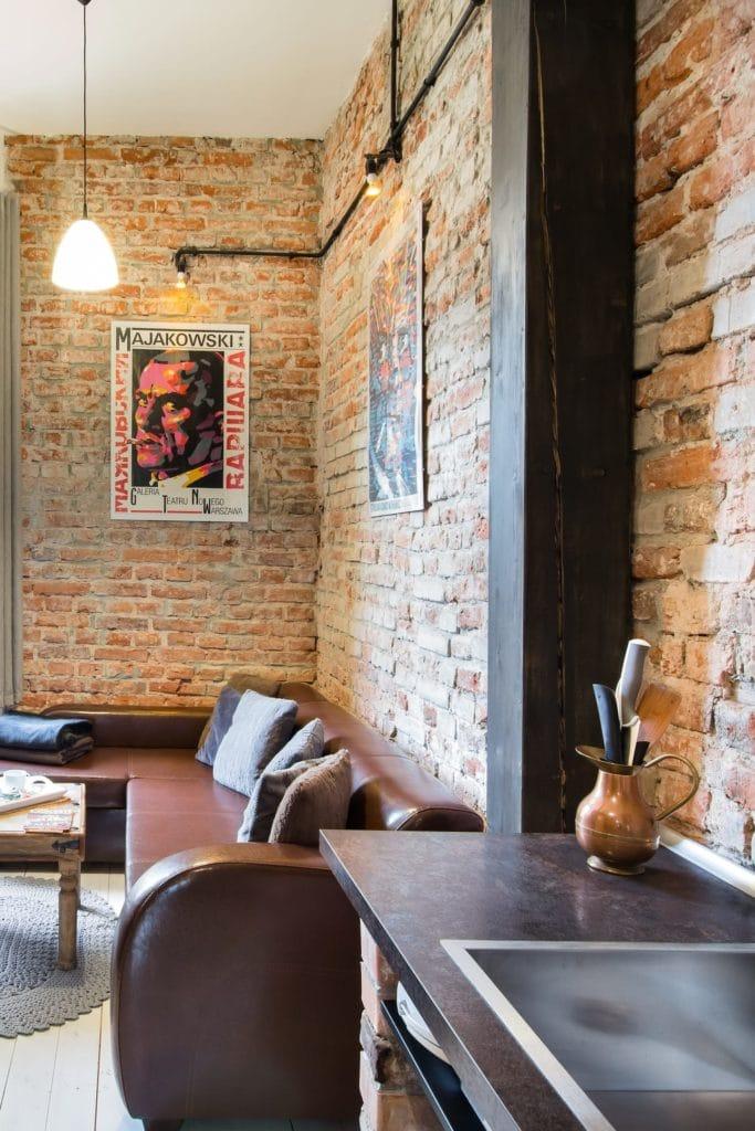 Airbnb à Cracovie : Appartement arty et cool dans le quartier de Kazimierz